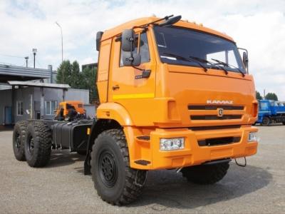 Шасси КАМАЗ-43118