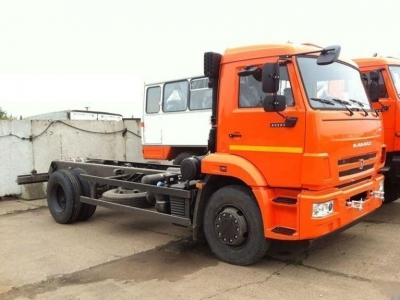 Шасси КАМАЗ-43253