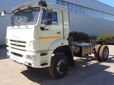 Шасси КАМАЗ-43265
