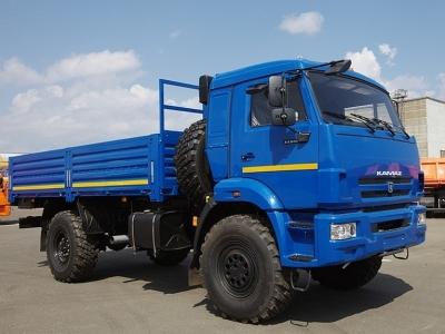 КАМАЗ-43502