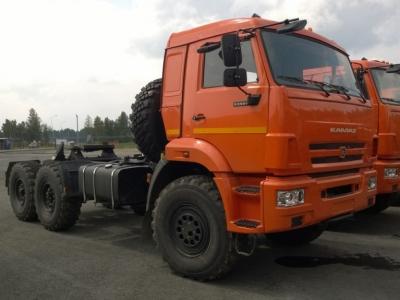 КАМАЗ-53504