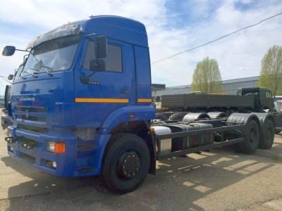 Шасси КАМАЗ-6360