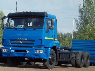 Шасси КАМАЗ-65117