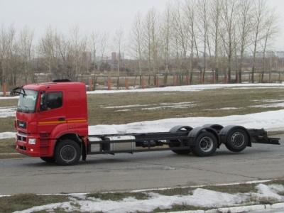 Шасси КАМАЗ-65208