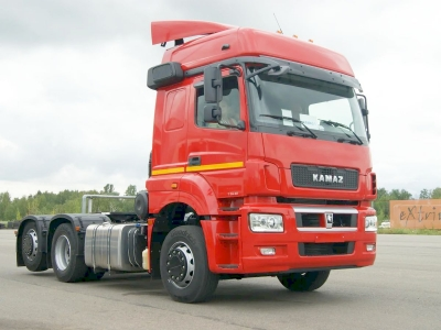 КАМАЗ-65209