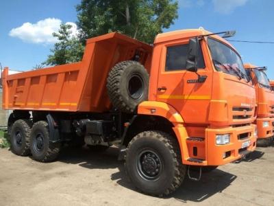 КАМАЗ-65222