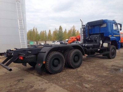 Шасси КАМАЗ-65225