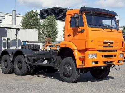 Шасси КАМАЗ-6522