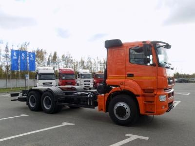 Шасси КАМАЗ-6580