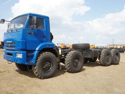 Шасси КАМАЗ-63501