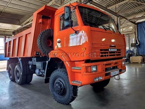 КАМАЗ 6522 2009 г