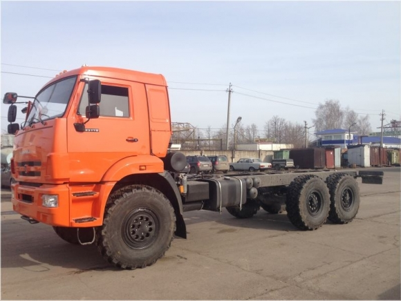 КАМАЗ 43118-3938-48(A5)