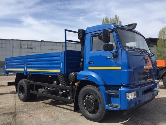 КАМАЗ 43253-6010-69(G5)