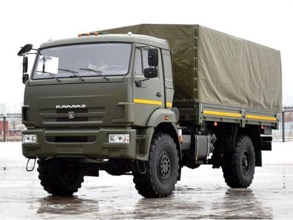 КАМАЗ 43502-6023-66 D5