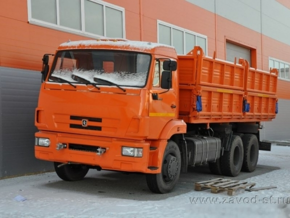 КАМАЗ 45144 2005