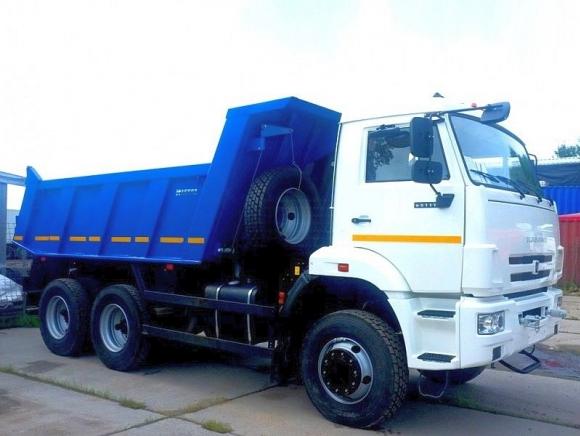 КАМАЗ 65111-6020-48(A5)