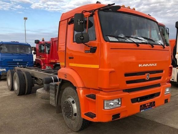 КАМАЗ 65115-3060-48(A5)