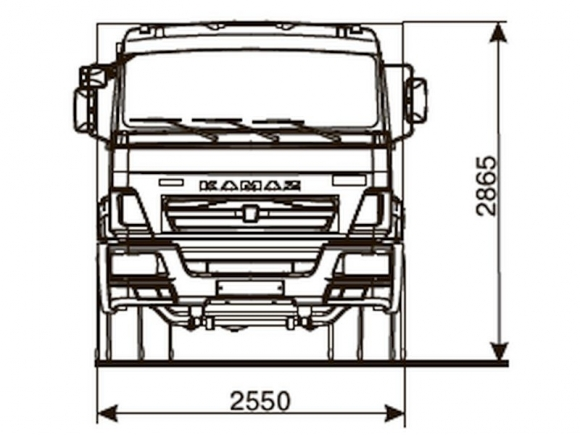 КАМАЗ 65115-6056-19(L4)