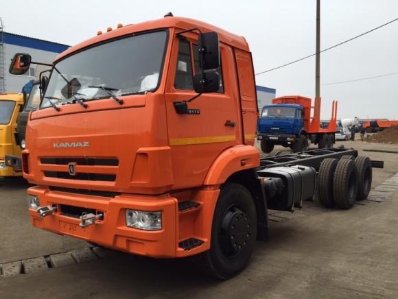 КАМАЗ 65115-3082-48(A5)