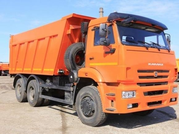 КАМАЗ 6520-26041-53