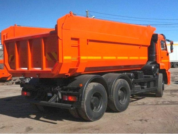 КАМАЗ 6520-6010-43