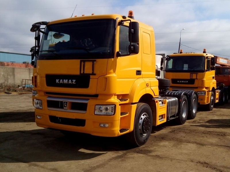 КАМАЗ 65206-005-87(S5)