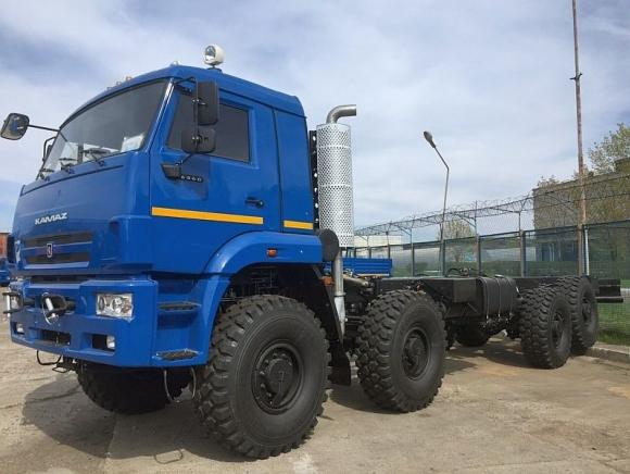 КАМАЗ 6560-3198-53
