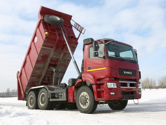 КАМАЗ 6580-163001-87(S5)