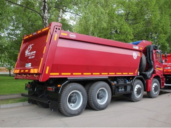 КАМАЗ 65801-203001-68(T5)