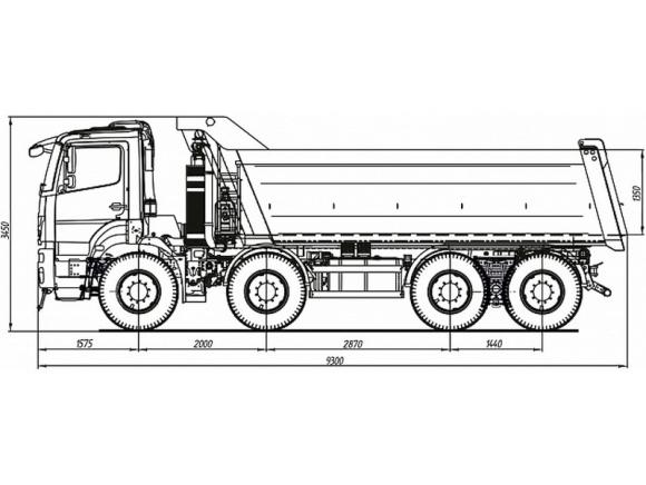 КАМАЗ 65801-001-68(T5)
