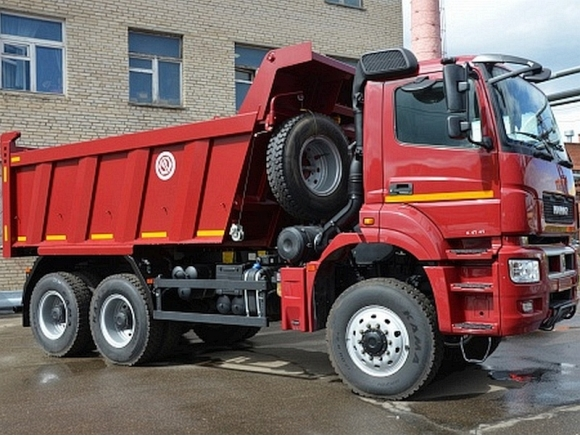 КАМАЗ 65802-002-87(S5)