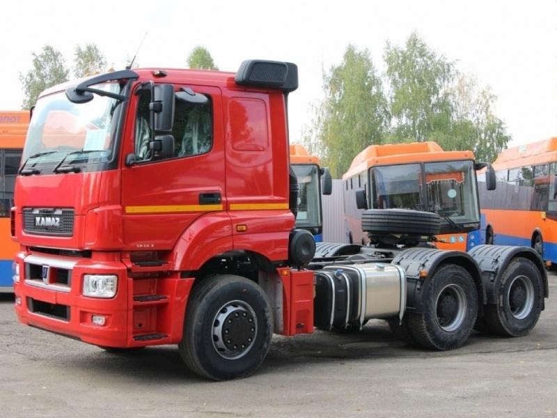КАМАЗ 65806-002-68(T5)
