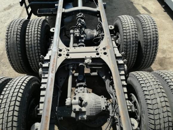 Шасси КАМАЗ 65115 2012 г