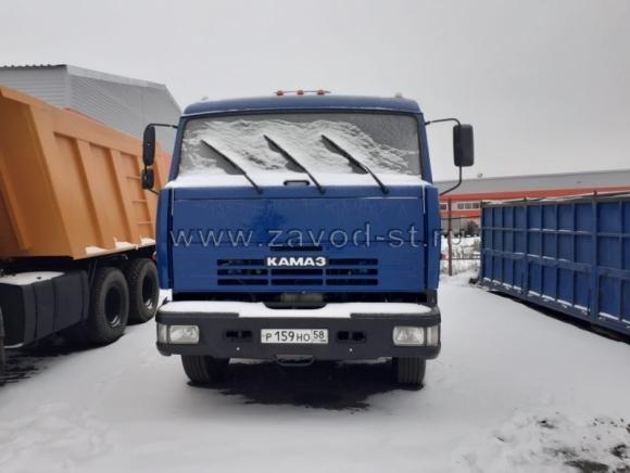 Зерновоз бортовой 2011 г