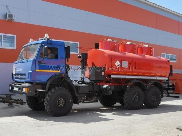 Автотопливозаправщик АТЗ-12