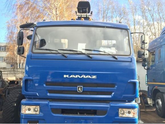 КАМАЗ-53504 с ИФ-300