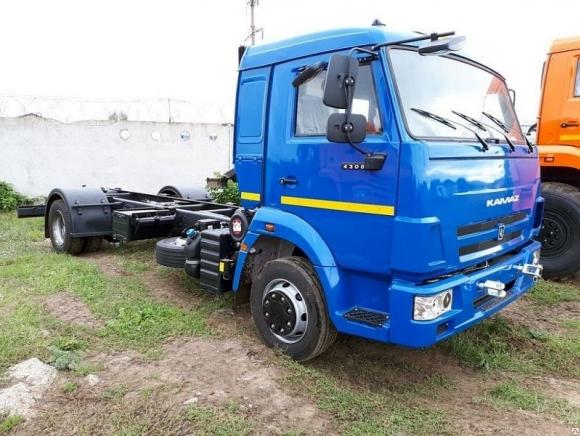 КАМАЗ 4308-4013-69(G5)