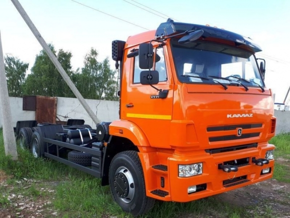 КАМАЗ 6520-3035-48(A5)