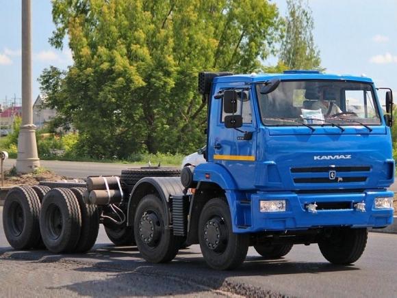 КАМАЗ 6540-3938-48(A5)