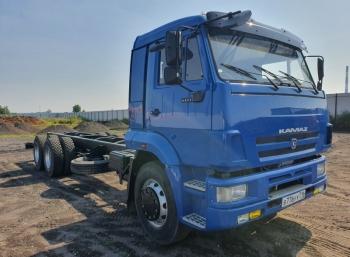 Шасси КАМАЗ 65117 2011гв
