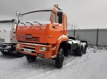 КАМАЗ 65225 2012 г