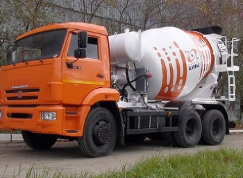 КАМАЗ-5814Z6 АБС 6м³