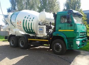 КАМАЗ-5814Z8 АБС 8м³
