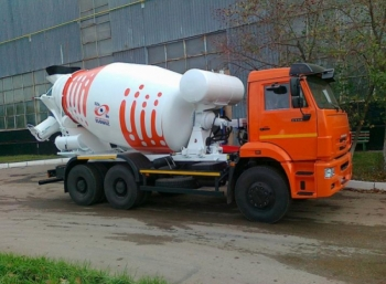 КАМАЗ-5814Z9 АБС 9м³