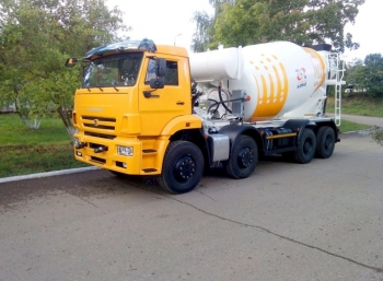 КАМАЗ-5814Z0 АБС 10 м³