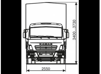 КАМАЗ 4308-6063-69 (G5)