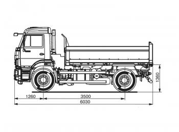 КАМАЗ 43255-7010-69(G5)
