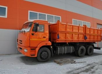 КАМАЗ 45144 2012 г