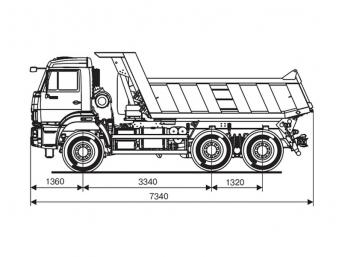 КАМАЗ 65111-6020-46