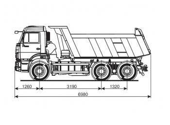КАМАЗ 65115-6057-48(A5)